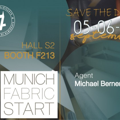 Munich Fabric Start – Tessitura di Albizzate